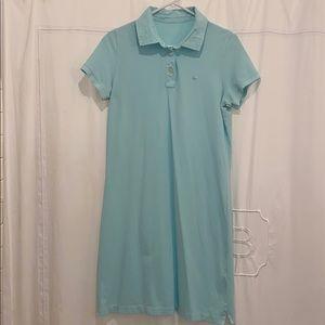 VV polo dress